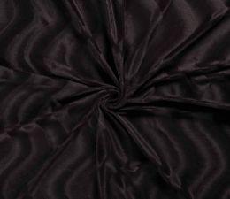 Plain Velboa Faux Fur Fabric | Dark Taupe