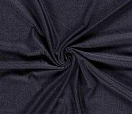 Jersey Denim Fabric | Navy