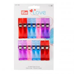 Fabric Clips 5.5cm | Prym Love