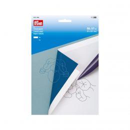 Transfer Paper White & Blue | Prym