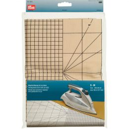 Ironing Board Cover With Measurement Grid - Small-Mid | Prym