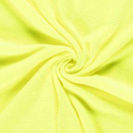 Stitch It Anti Pil Fleece   Neon Yellow