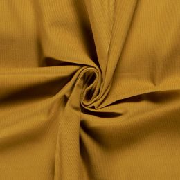 21w Needlecord Fabric   Ochre