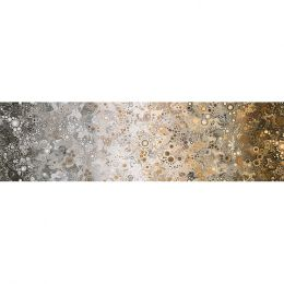 Effervescence Fabric | Gradation Grey