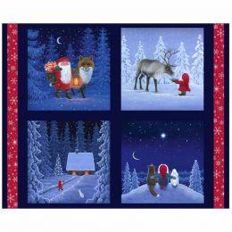 Keep Believing Fabric | Tomten & Friends Cushion Panel