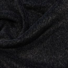 Mohair Touch Coating Fabric | Grey