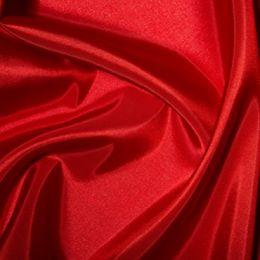 Plain Shot Taffeta Fabric   Red
