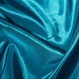 Plain Shot Taffeta Fabric | Turquoise