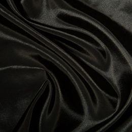 Plain Shot Taffeta Fabric | Black
