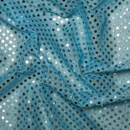 Sequin Fabric 3mm | Pale Blue