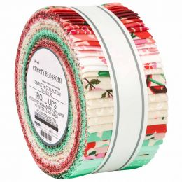 Robert Kaufman Fabric Roll Up   Cherry Blossom