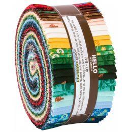 Robert Kaufman Fabric Roll Up | Hidden Canyon