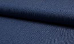 Chambray Tencel Fabric Stripe | Washed Blue