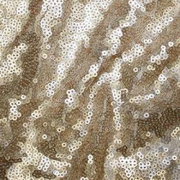 Ultimate Sequin Fabric   Matt Champagne