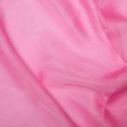 Chiffon Dress Fabric - Cationic | Candy Pink