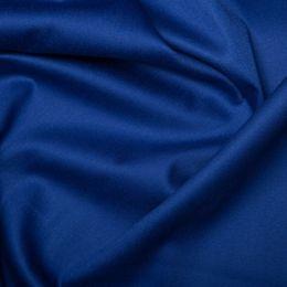 Cotton Sateen Stretch - Dressweight | Royal
