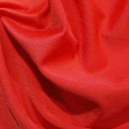 Dull Spandex Activewear Fabric | Red