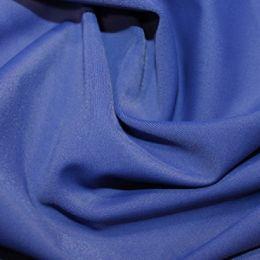 Dull Spandex Activewear Fabric | Royal