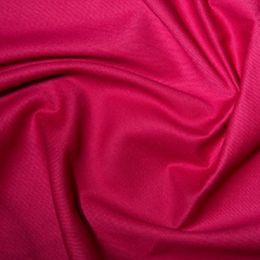 Gaberchino Twill Fabric | Cerise