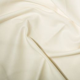 Gaberchino Twill Fabric   Ivory