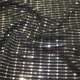 Stretch Sequins | Silver