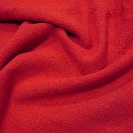 Premium Stone Washed Linen | Scarlet