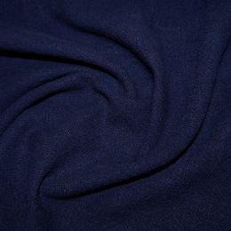 Premium Stone Washed Linen | Navy