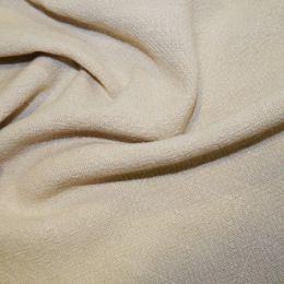 Premium Stone Washed Linen | Cream