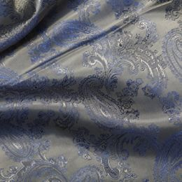 Paisley Jacquard lining Fabric | Colour 23