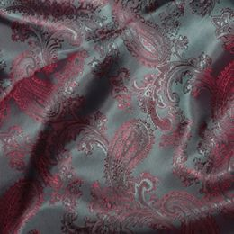 Paisley Jacquard lining Fabric | Colour 25