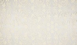 Cotton Rich Voile Embroidered | Floral