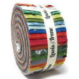 Small Things World Animals Fabric | Jelly roll