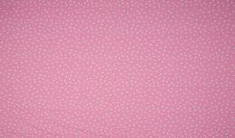 Jersey Cotton Fabric | Dots Rose
