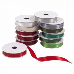 Trimmings Bundle Satin Ribbons - 12 Roll Pack