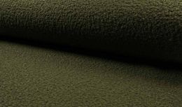 Luxury Boucle Coating Fabric | Khaki