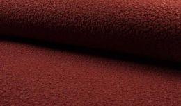 Luxury Boucle Coating Fabric | Stone