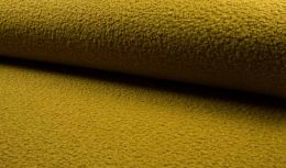 Luxury Boucle Coating Fabric | Ochre