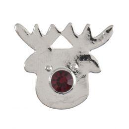 Diamante Buttons | Rudolph