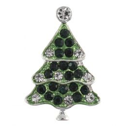 Diamante Buttons | Christmas Tree