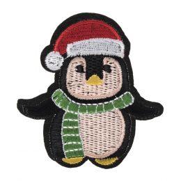 Christmas Motif   Penguin