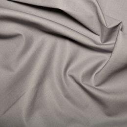 Klona Cotton Fabric   Mid Grey