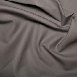 Klona Cotton Fabric | Dark Grey