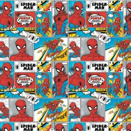 American Touch Flannel | Spider-Man Comic Strips