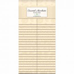 Fabric Strip Pack | Caramel Macchiato