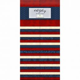 Fabric Strip Pack | Old Glory