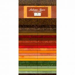Fabric Strip Pack | Autumn Spice