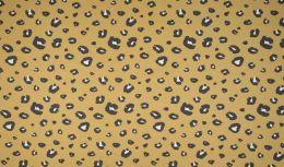 Organic French Terry | Panthera Dusty Yellow
