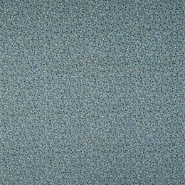 Floral Cascade Fabric | Dots Dusty Mint