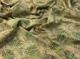Batik Fabric Design  