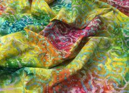 Batik Fabric Design | Interlocking